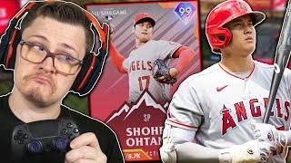 *99* SHOHEI OHTANI HITS MOONSHOTS | MLB The Show 21 Diamond Dynasty