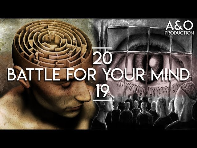 The Battle That Rages For Your Mind    Wake Up Warning 2019