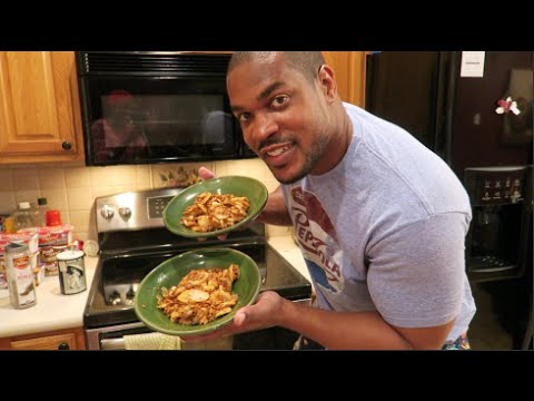 """COOKING WITH CHEF-BOY-AR-JUICE!"" VLOG #908 