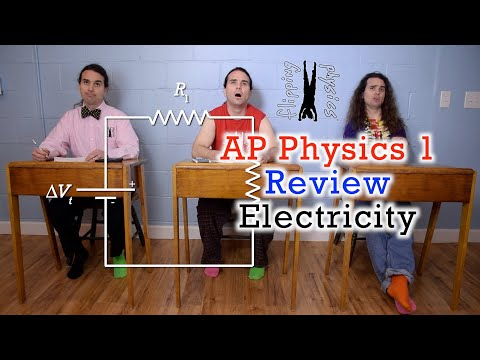 AP Physics 1: Electricity Review