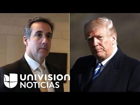 FBI allana la oficina y residencia en Nueva York del abogado personal del presidente Trump