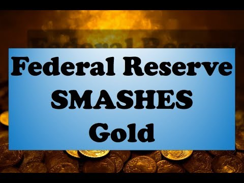 Gold & Silver Price Update - September 20, 2017 + Federal Reserve Smashes Gold