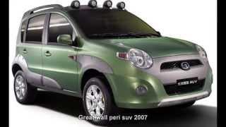 #2326. Great wall peri suv 2007 (Prototype Car)