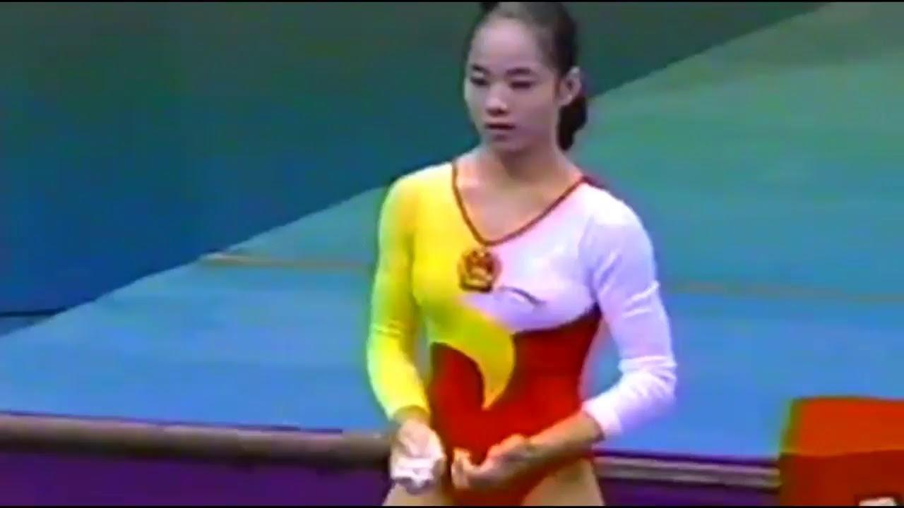 1996 ALL AROUND Gymnastics ATLANTA (LIVE)