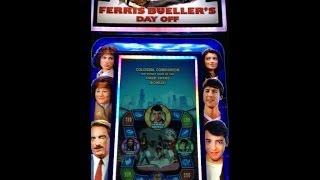 Ferris Buellers Day Off Slot Machine Swing Batter Batter Bonus --- 2nd bonus not very good