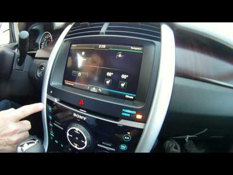 Ford Edge Myford Temperature