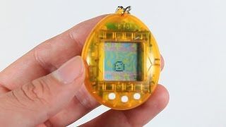 Unboxing Sealed 1997 Tamagotchi