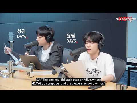 [ENG SUB] DAY6 Naver NOW Social Club Day Impromptu Song (데.작.여.작) [DAY6 Composer Everyone Lyricist]