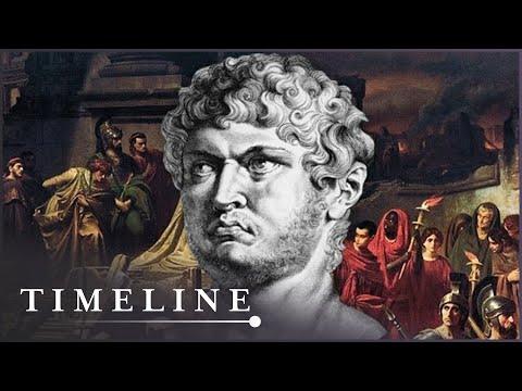 Tony Robinson's Romans: Nero (Ancient Rome Documentary) | Timeline