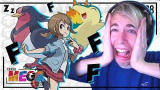 Pokémon Rojo MEGALOCKE Ep.8 - ÉPICO!! PRIMER STARTER RANDOM DE LA SERIE QUE ES...!!! BRUTAL