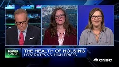 Housing market correcting to more sustainable place, says expert