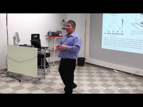 20121126 David Ing, Rethinking Systems Thinking, Aalto University