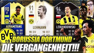 FIFA 19: BORUSSIA DORTMUND DIE VERGANGENHEIT!! ICON MOMENTS & CO BVB ULTIMATE TEAM 😱😱