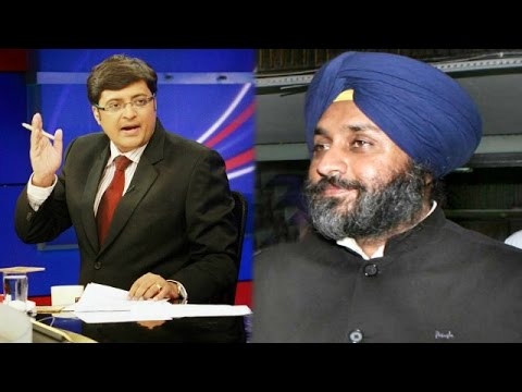 The Newshour Debate: Is Akali Dal fighting drugs or allies? (5th Jan 2015)