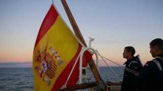 Oración al ocaso de la Armada Española
