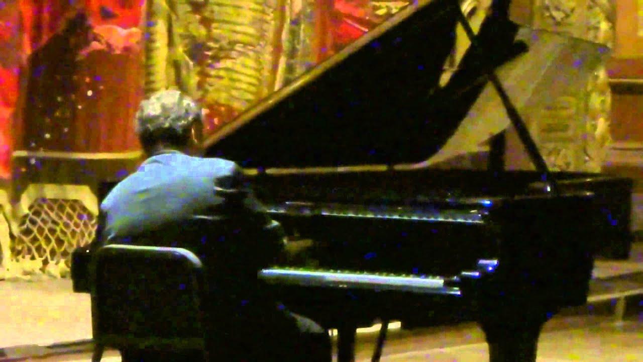 Ernesto Lecuona: Malagueña Arcadi Volodos piano