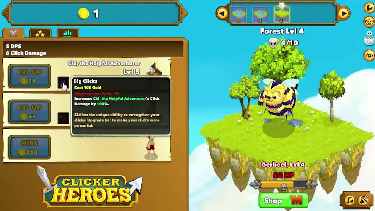 Clicker Games List