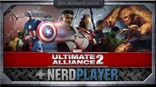 Marvel: Ultimate Alliance 2 - Xô, Capitão!