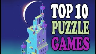 Top 10 Puzzle Games for Android & iOS 2019