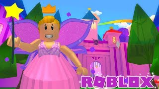 Roblox: [NEW!] Fairy World ~ Buying A New Pair Of Wings & Exploring