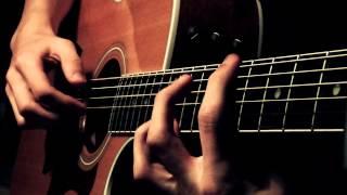 """Kurt Nilsen - """"Gje Meg Handa Di Ven"""" - Acoustic Guitar Solo - Christoffer Brandsborg"""