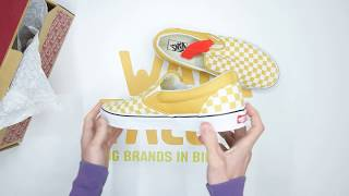 Vans UA Classic Slip-On - Checkerboard
