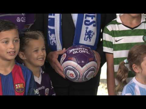 Chelsea Football Club to play new Perth Stadium in 2018
