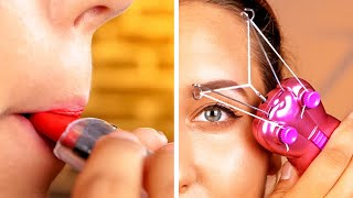 MIND-BLOWING BEAUTY GADGETS || 5-Minute Makeup Tricks And Beauty Ideas!
