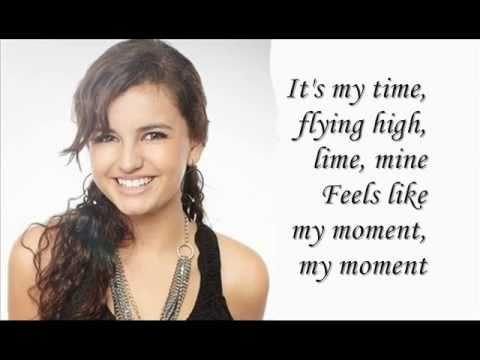 My Moment - With Lyrics - Rebecca Black