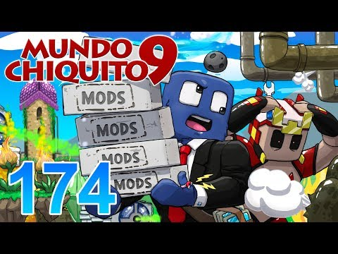 Mundo Chiquito 9 Ep. 174 - GRANDES HUMORISTAS DE ESPAÑA