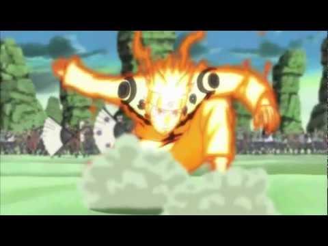 Naruto AMV - Naruto vs Sandaime Raikage (Edo) HD