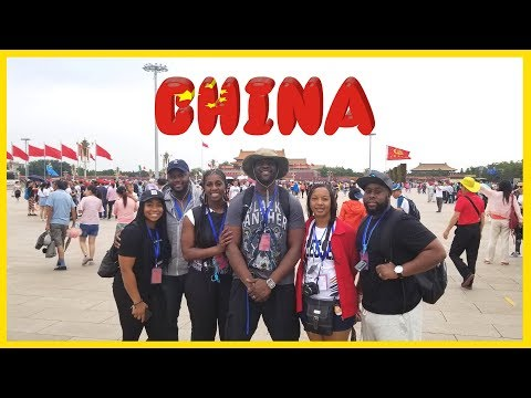 Our Trip to China | What its like for American Foreigners in Beijing 🇨🇳 | Travel Vlogs Day 1