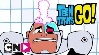 Юные Титаны, вперед! | Девочки рулят | Cartoon Network