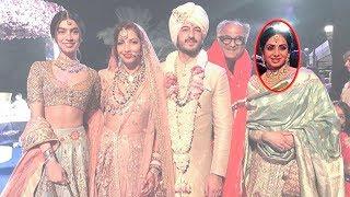 Sridevi last video in Dubai marriage before she passed away, #RIP #Sridevi