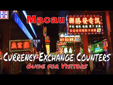 Macau Currency Exchange Guide - Helpful Info For Visitors | Macau Travel Guide Episode# 11
