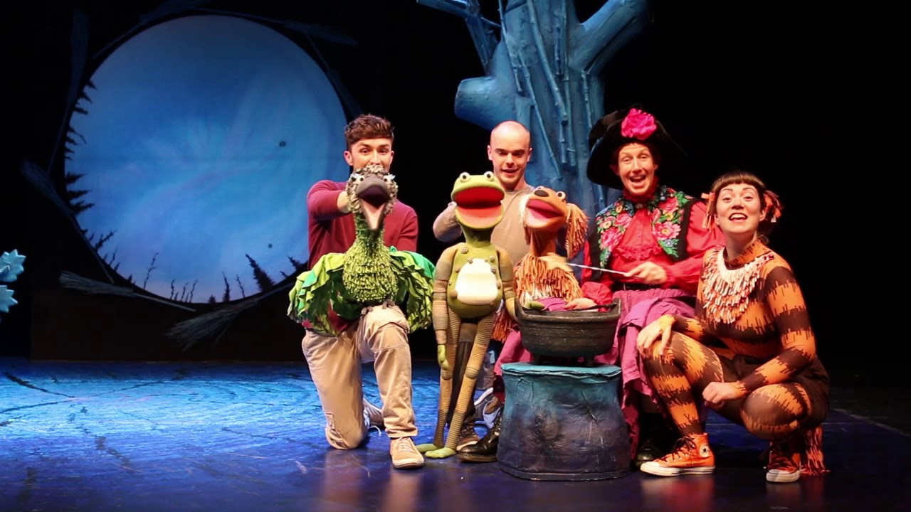 Room On The Broom Cast A Spell On The Lowry! Part 74