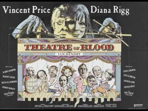 Theatre of Blood (1973) Music by Michael J Lewis