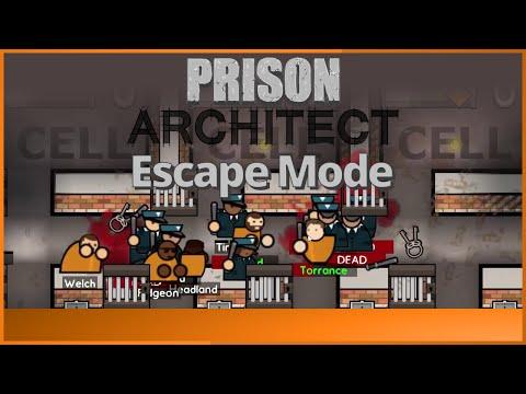 Flabaliki Plays: Prison Architect Escape Mode |