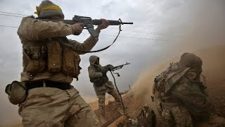 Iraq: The Elite Golden Brigade keeps pushing in Mosul, slowed down by first rains