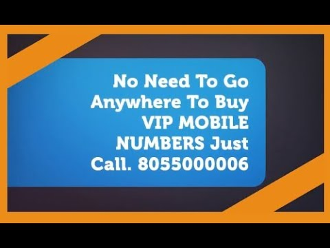Vip Mobile Numbers Buy Online India | Free Shipping | Prepaid Vip Numbers