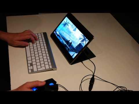 AC Black Flag PC Game On Samsung Galaxy Tab S 10,5