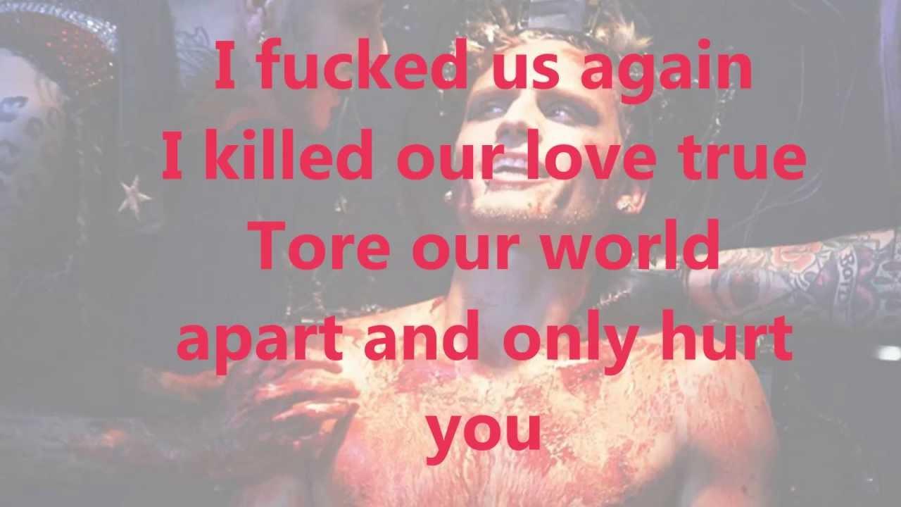 Blood On The Dance Floor Damaged Full Lyrics Youtube