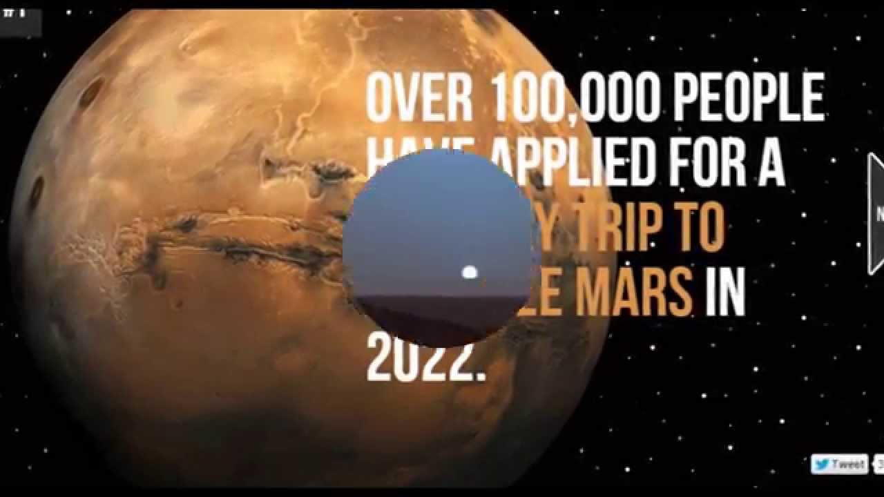 Interesting Facts About Mars You Didn't Know - YouTube