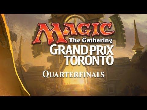 Grand Prix Toronto 2018 (Modern) Quarterfinals