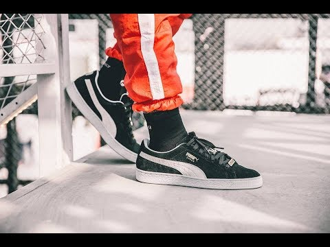 outlet store 49a13 28c16 Puma Suede 50 BBoy Fabulous - Unboxing and On Feet at SoleDXB