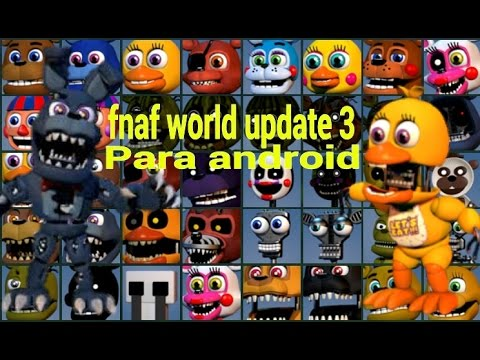 Descargar fnaf world update 2 para pc\link de mediafire ...