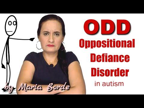 Discipline for children With Oppositional Defiant Disorder