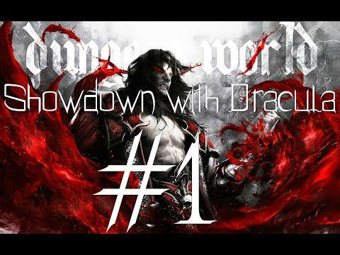 ★Dungeon World - Living Story: Showdown with Dracula - Part 1★