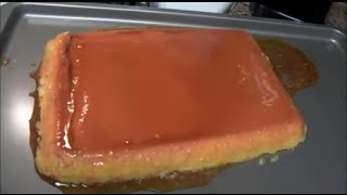 Como Hacer Flan De Coco   ( How To Make Coconut Flan )