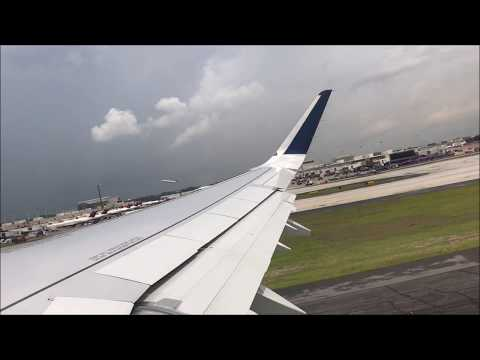 Parallel Takeoff | Delta A321 Stormy Departure from Atlanta